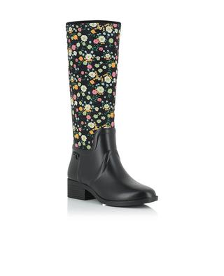 Vilette neoprene and rubber boots TORY BURCH