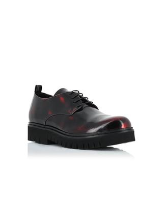 Derbies en cuir verni FRU.IT