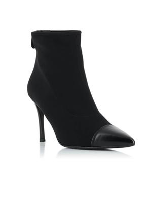 Textile and leather ankle boots BONGENIE GRIEDER