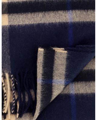 Karierter Schal aus Kaschmir Giant Check BURBERRY