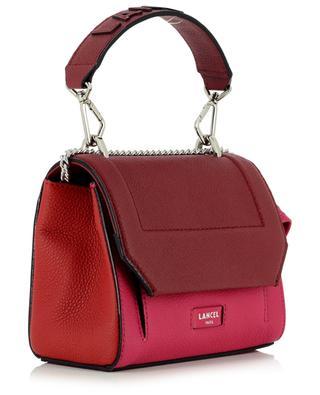Mini sac porté épaule en cuir tricolore Ninon LANCEL