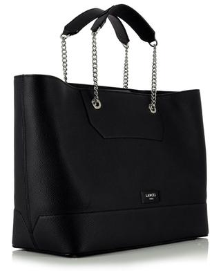 Ninon grained leather tote bag LANCEL