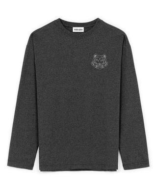 Langarm-T-Shirt mit Tiger-Stickerei RE/KENZO KENZO