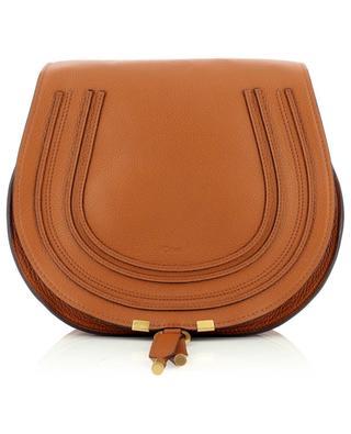 Marcie Medium grained leather shoulder bag CHLOE