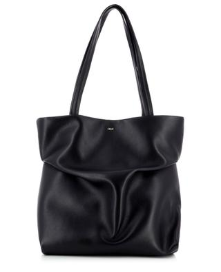 Judy large soft leather tote bag CHLOE