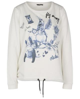 Sweat-shirt motif Alice au Pays des Merveilles PRINCESS