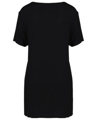 Kitanova long viscose blend T-shirt AMERICAN VINTAGE