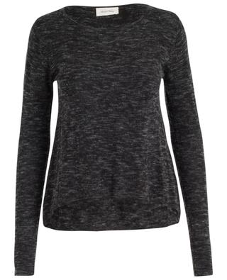 Donistate viscose and wool jumper AMERICAN VINTAGE