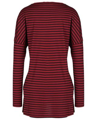 Tinibay long-sleeved striped T-shirt AMERICAN VINTAGE