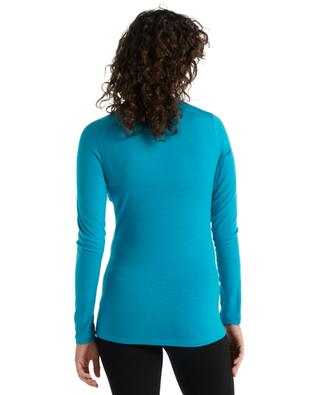 200 Oasis LS Crewe Travel Diaries W long-sleeved T-shirt ICE BREAKER