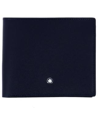 Brieftasche aus Glattleder Meisterstück 12CC MONTBLANC