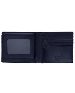 Portefeuille en cuir lisse Meisterstück 12CC MONTBLANC