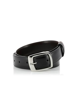 Reversible leather belt MONTBLANC