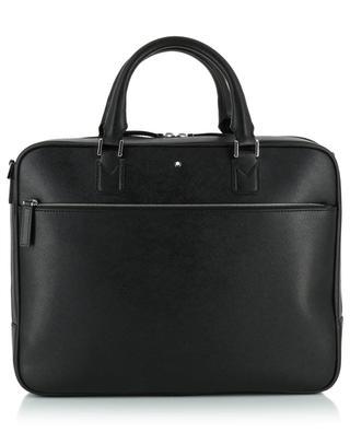Sartorial leather document case MONTBLANC