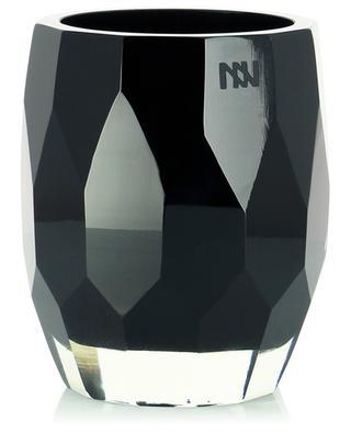 Duftkerze in Glas Jewel Black M Gold ONNO COLLECTION