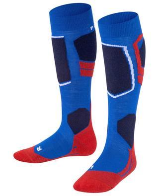 Chaussettes de ski mi-bas enfants SK4 FALKE