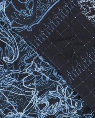 Foulard imprimé en modal SASHA BERRY