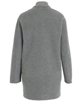 Wool and cashmere coat AKRIS PUNTO