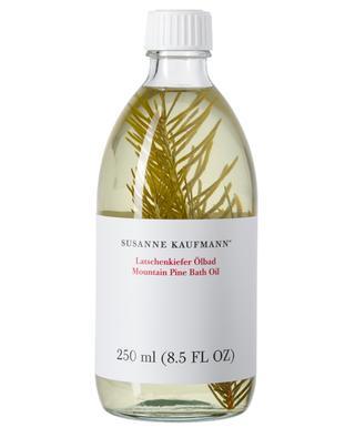 Mountain Pine Bath Oil SUSANNE KAUFMANN TM