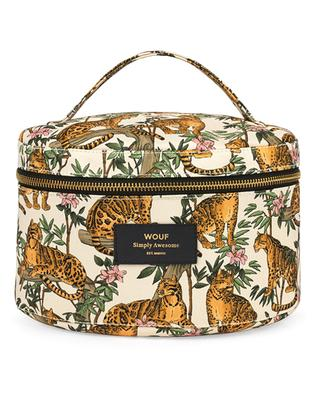 Lazy Jungle toiletry bag WOUF