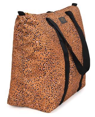 Bruna printed nylon weekend bag WOOUF