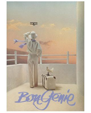 Affiche BonGénie Voyage BONGENIE GRIEDER