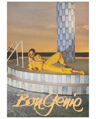 Affiche BonGénie Woman in Yellow BONGENIE GRIEDER
