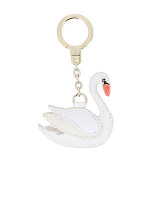 Schlüsselanhänger aus Leder Cygne KATE SPADE