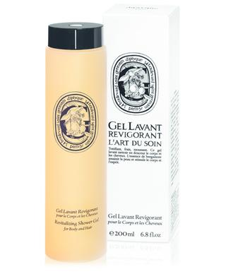 Revitalizing Shower Gel for Body and Hair DIPTYQUE
