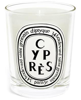 Bougie parfumée Cyprès - 190 g DIPTYQUE