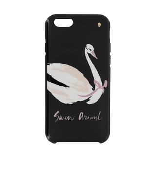 Coque pour iPhone 6/6S Swan Around KATE SPADE