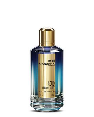 Aoud Lemon Mint eau de parfum MANCERA