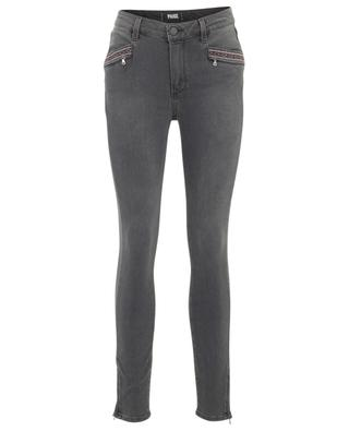 Riona embroidered slim fit jeans PAIGE
