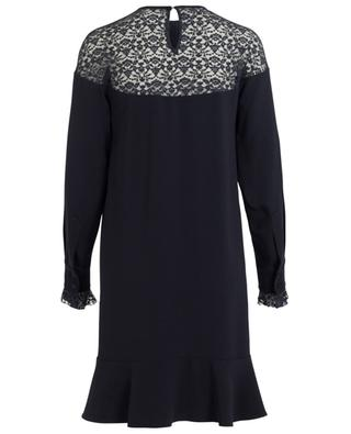 Langärmeliges Kleid mit Spitze STELLA MCCARTNEY