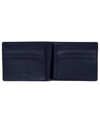 Brieftasche aus Glattleder Meisterstück 12 CC MONTBLANC