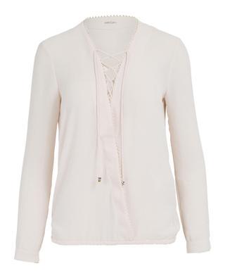 Crepe blouse MARC CAIN