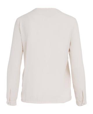 Bluse aus Krepp MARC CAIN
