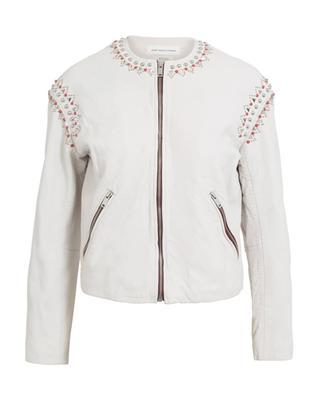 Lambskin bicker jacket ISABEL MARANT