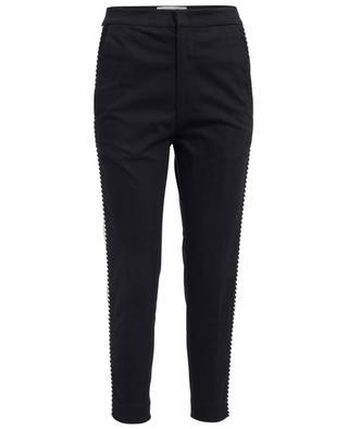 Zweifarbige Jeans mit hohem Bund ISABEL MARANT
