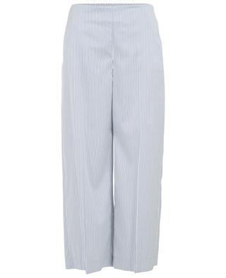 Pantalon en lyocell mélangé RAFFAELLO ROSSI
