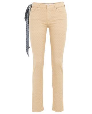 Kimberly lightweight textured trousers JACOB COHEN