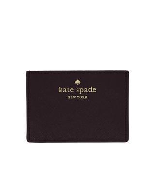 Cedar Street leather card holder KATE SPADE