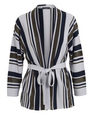 Virgin wool and silk cardigan PIAZZA SEMPIONE