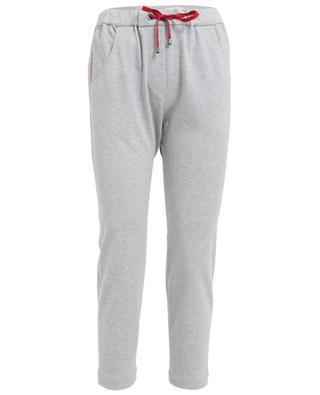 Pantalon de jogging en coton BRUNELLO CUCINELLI
