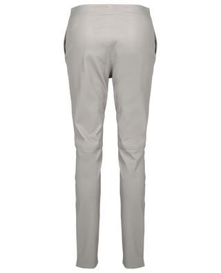 Todi skinny fit leather trousers FABIANA FILIPPI