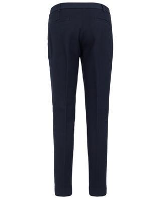 Montefalco cotton and linen trousers FABIANA FILIPPI