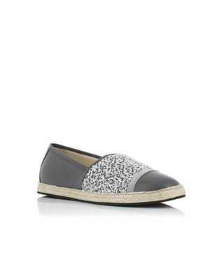 Leather espadrilles FABIANA FILIPPI