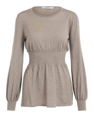 Pullover aus Kaschmir und Seide AGNONA