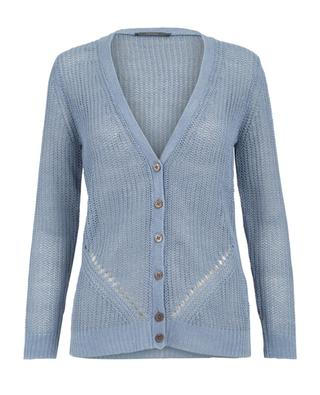 Cardigan en lin EMOTIONS