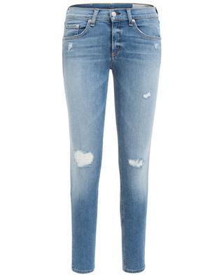 Jeans mit mittelhohem Bund Capri RAG & BONE